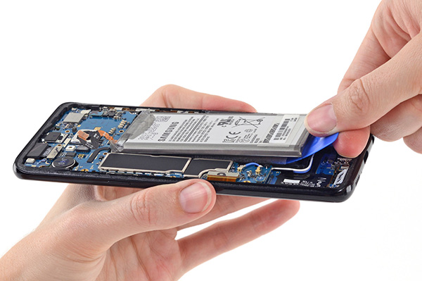 Samsung mobil szerviz - akkumulátor csere