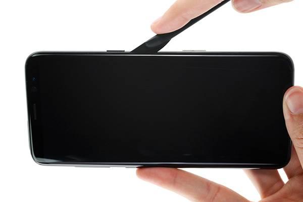 Samsung mobil szerviz - kijelző csere